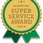 Super Service Award Ribbon